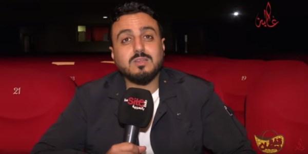 """رشيد العلالي يحاسب جمهوره بسبب نسبة مشاهدة برنامج """"رشيد شو"""""""