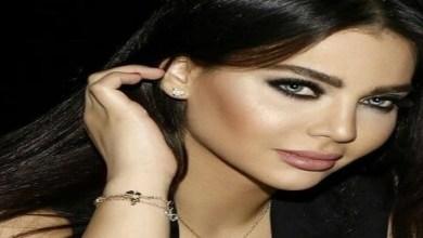 صورة النجمة اللبنانية قمر تُطل على جمهورها من مراكش
