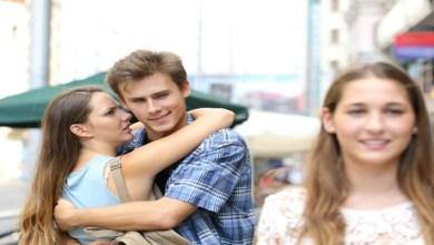 صورة لماذا يحدّق زوجك بالنساء؟
