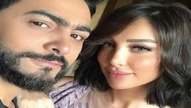 صورة بعد أنباء زواجه عليها.. تامر حسني وبسمة بوسيل يكشفان عن مفاجأة
