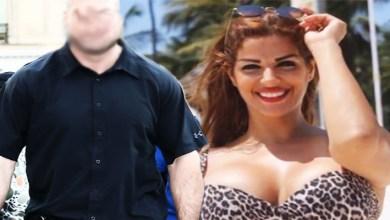 صورة بعد تهديدها.. الراقصة المغربية مايا تستعين بمرافق أمني