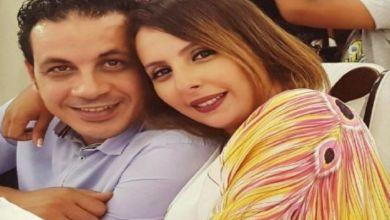 صورة الممثل عدنان موحجة لزوجته: ست سنوات صابرة على جنوني وحماقاتي