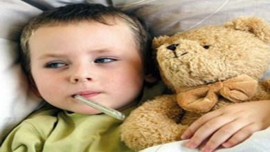 صورة 4 أمراض شائعة تصيب طفلك