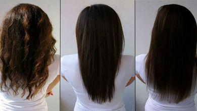 صورة طريقة تحضير الكيراتين المنزلي لتنعيم الشعر