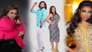 صورة نجاة عتابو وبطمة والجريني.. أبرز نجوم MBC5 المغاربة