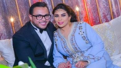 صورة صادم.. إنفصال نجاة رجوي عن زوجها شقيق زينب عبيد