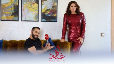 صورة غالية ونص.. كواليس جلسة تصوير النجمة هدى سعد مع المصمم العالمي هشام بنسليمان- فيديو