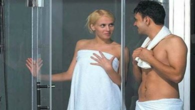 صورة تعرفي على فوائد الإستحمام مع زوجك