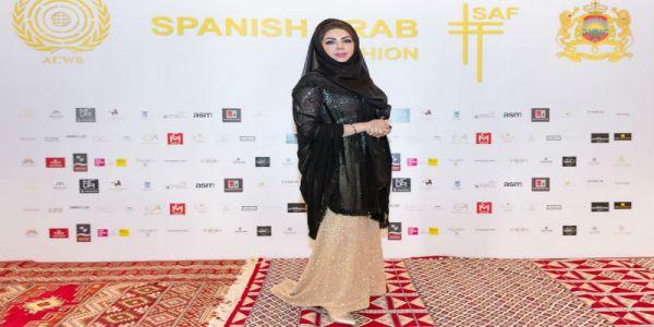 المصممة مريم سلمان تكشف طريقة اختيار الأثواب ذات الجودة العالية والإبداع في تصميمها