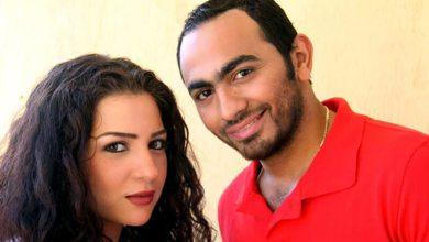 صورة بعد شائعة قصة الحب.. تامر حسني ومي عز الدين يجتمعان من جديد