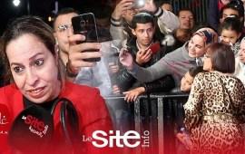 ثريا جبران تثير إعجاب محبيها وترفع الدعاء لهم -فيديو