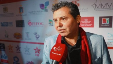 """صورة الممثل عبد الحق الركاكنة يكشف لـ""""غالية"""" استيائه من الإنتاجات المغربية- فيديو"""