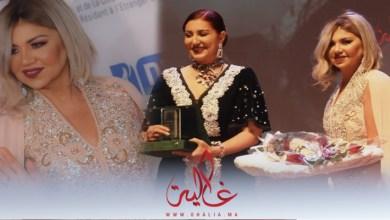 """صورة الإعلامية المصرية بوسي شلبي تُطلّ بالقفطان المغربي وتحكي لـ""""غالية"""" حقيقة خضوعها للتجميل- فيديو"""