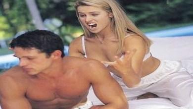 صورة 5 خطوات للتعامل مع زوجك المصاب بالضعف الجنسي