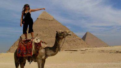 صورة يوتوبور مغربي يمنع من التصوير في مصر- فيديو