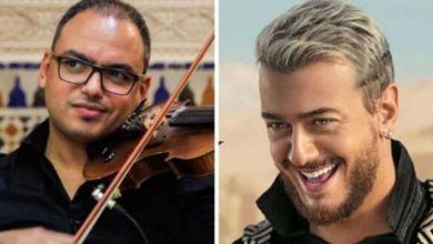 """صورة بعد مشكل حذف أغنية """"السلام"""".. هشام التلمودي يكشف حقيقة خلافه مع سعد لمجرد- فيديو"""