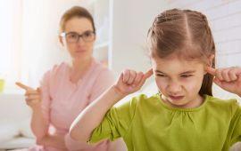 4 عبارات تجنبي قولها لطفلك