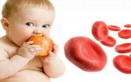 أعراض وأسباب فقر الدم عند طفلك