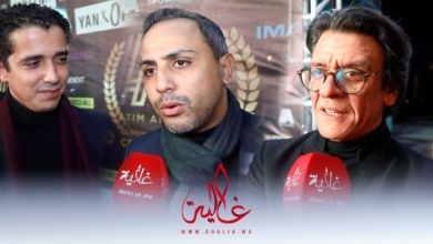 صورة ادريس ومهدي يردان على انتقادات رشيد الإدريسي- فيديو
