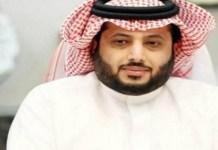 تركي آل شيخ يتقبّل التعازي بعد موسم الرياض