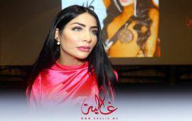 """نادين عشاق.. خانها فنان مغربي مشهور وانتفضت بـ """"كلام الحب""""- فيديو"""