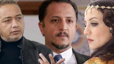 صورة رفيق بوبكر لسناء عكرود وطليقها: بجوجكم ممثلين وبغيتيني نتيق ميمكنش-صورة