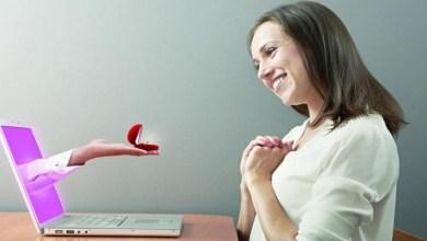 صورة دراسة: الزواج عبر الإنترنت يدوم لفترة طويلة