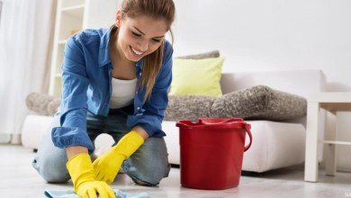 صورة 4 حيل لتعقيم وطرد الفيروسات من منزلك