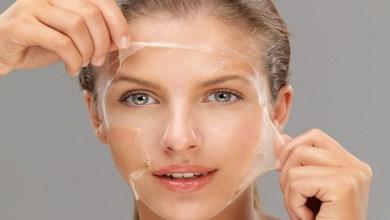 صورة وصفات طبيعية بالبيض لإزالة الشعر الزائد من الوجه