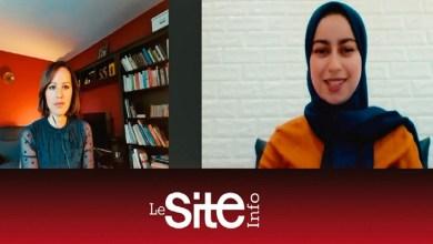 """صورة الوجه الآخر.. الإعلامية المغربية سهام أشطو تحكي تجربتها الإعلامية بألمانيا وتتحدث عن """"كورونا"""""""