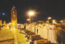 صورة حقيقة عودة صلاة التراويح للمساجد المغربية