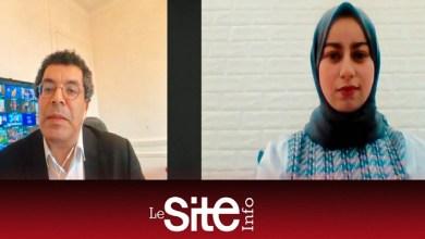 """صورة الإعلامي والمحلل المغربي مصطفى الطوسة ضيف على """"الوجه الآخر"""" من باريس"""