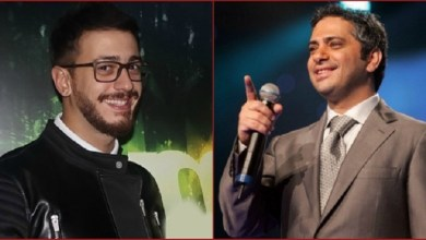 صورة بعد إصداره أغنية جديدة.. سعد لمجرد يفاجئ فضل شاكر -فيديو
