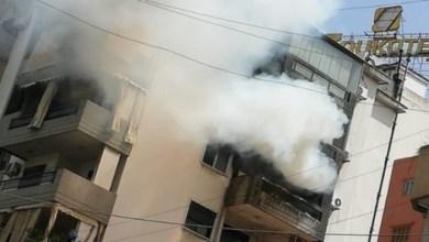 صورة مؤلم.. تفحم جثة والد فنانة بعد انفجار قنينة غاز في منزلهم – صور