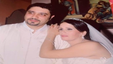 صورة قائمة بلعوشي تفاجئ متابعيها بصور زفافها – صور