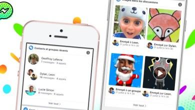 """صورة فايسبوك يطلق تطبيق """"ميسنجر كيدز"""" الخاص بالأطفال"""