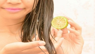 صورة وصفات طبيعية بالليمون لعلاج الشعر الدهني