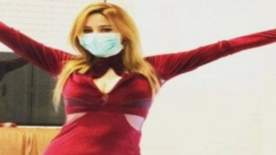 صورة هيئة مكافحة الفساد تقاضي راقصة عربية