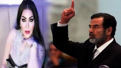 صورة بسبب صدام حسين.. ليلى غفران وسط الانتقادات