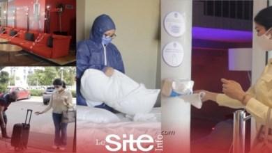 صورة بعد استئناف إستقبال الزبناء.. تعرفوا على الإجراءات الجديدة للحجز في الفنادق المغرب – فيديو