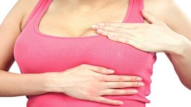 صورة أكثر الأعراض شيوعا لمرض سرطان الثدي