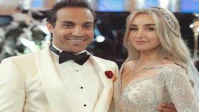 صورة أحمد فهمي يكشف حقيقة إصابة زوجته هنا الزاهد بكورونا – فيديو