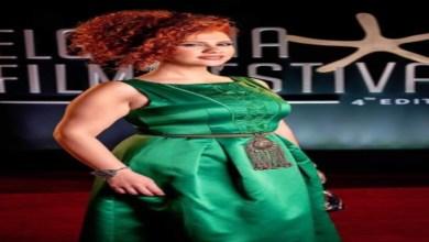 صورة بالصور.. لينا شاماميان تفاجئ جمهورها المصري في مهرجان الجونة السينمائي