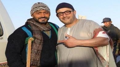 صورة بسبب تصريحاته.. تامر حسني يوجه رسالة لأحمد السقا-صور