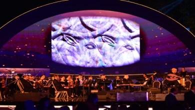 صورة بالصور.. كايرو ستيبس تأسر جمهور مهرجان الموسيقى العربية في الأوبرا