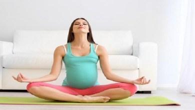 صورة تمارين رياضية تساعد على توسيع الرحم وتسهل عملية الولادة