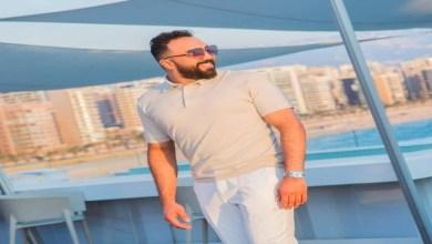 """صورة بعد تألقه في """"تعال يا ابن الحلال"""".. مصطفى العبدالله يطلق كليب """"مفرفش"""" من دبي"""