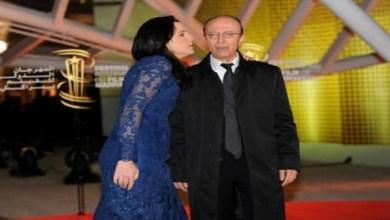 صورة بكلمات مؤثرة.. نادية لارغيت تنعي زوجها الراحل نور الدين الصايل