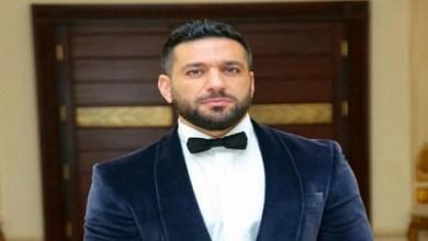 صورة عوض نجلتيهما.. الرداد يتسلم تكريم حمويه سمير غانم ودلال عبد العزيز