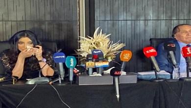"""صورة وثائق تؤكد براءة إبتسام ودنيا بطمة من تسيير حساب """"حمزة مون بيبي"""" والأخيرة تذرف الدموع -فيديو"""